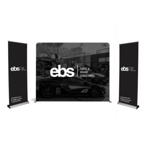 Beursstands en presentatiematerialen EBS
