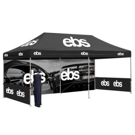 Easy-up tenten vouwtenten bedrukken EBS