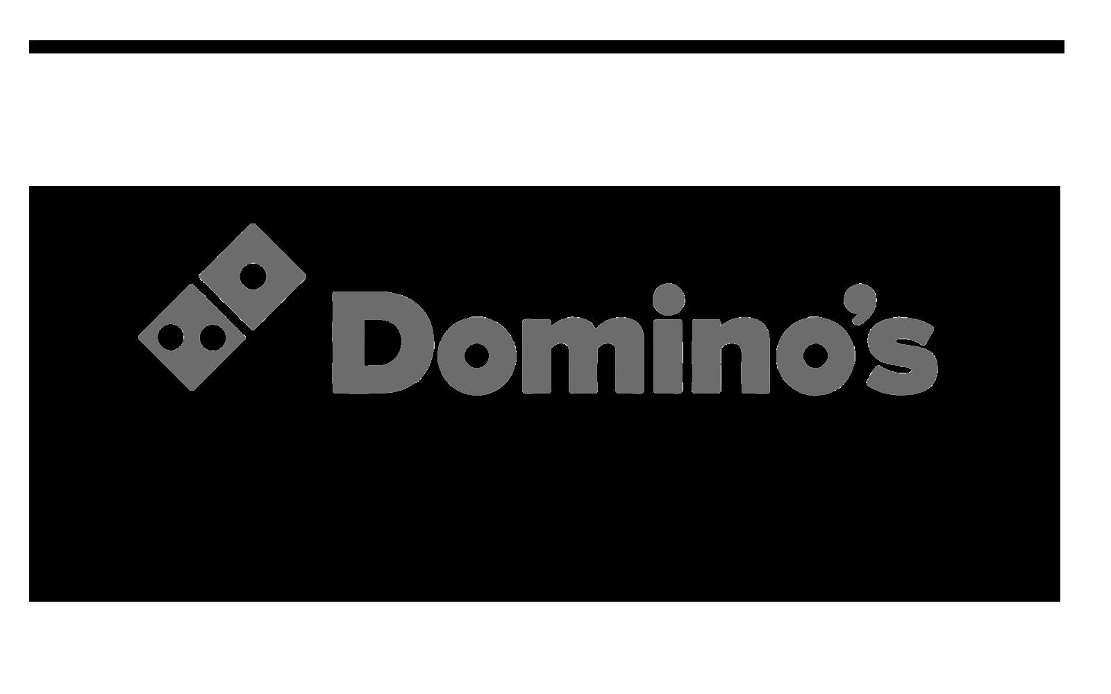 Domino's Pizza bedrukte tenten EBS